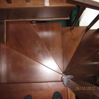 Винтовая лестница Днепр_4